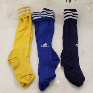 Used ADIDAS soccer socks